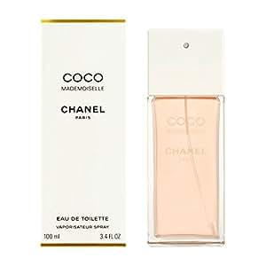 Chanel Coco Mademoiselle Eau De Toilette Spray, 100 ml ...