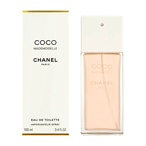 Chanel COCO MADEMOISELLE Eau De Toilette Spray 100ml (3.4 Oz) EDT perfume (Chanel Coco Frauen Für)