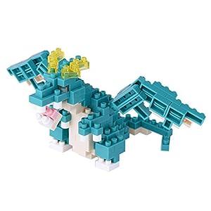 KAWADA de tamaño Micro Bloque de construcción nanoblock - Dragón