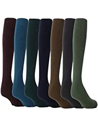 3 Pairs Mens Gentle Grip Top High Performance Welly Socks Size UK 6-11 (EUR 39-45)