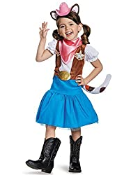 Disguise Classic Sheriff Callie Disney Costume, Large4-6x By Disguise