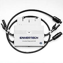 Envertech SEEYES EVT560 Micro onduleur avec fiche Betteri BC01