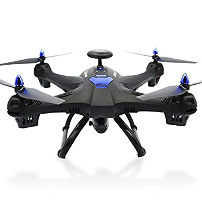 TWIFER Global Drone X183 With WiFi1080P Camera GPS Brushless Quadcopter BK