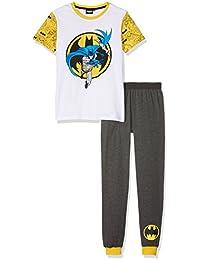 Batman vs Superman Garçon Pyjama - blanc