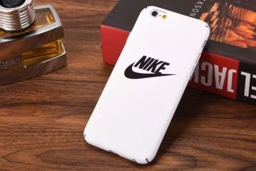 Nike iPhone 8 Case -WHITE - Buy Online in UAE  | Electronics