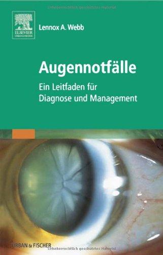 Augennotfälle: Ein Leitfaden für Diagnose und Management