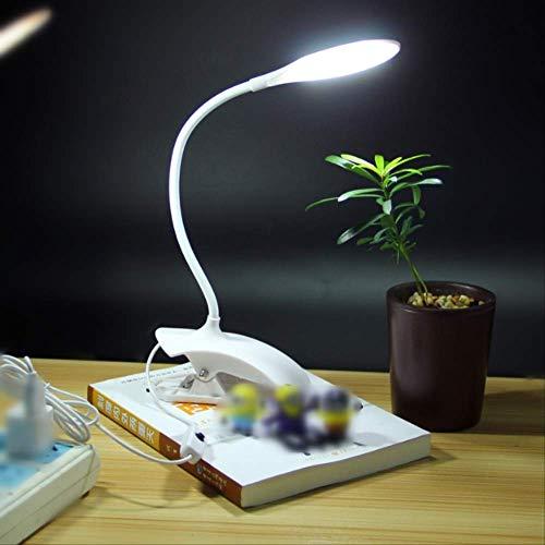 USB Schreibtischlampe LED Tischlampe 14 LED Tischlampe mit Clip Bett Lesebuch LED Licht Schreibtischlampe Tisch moderne Accessoires -