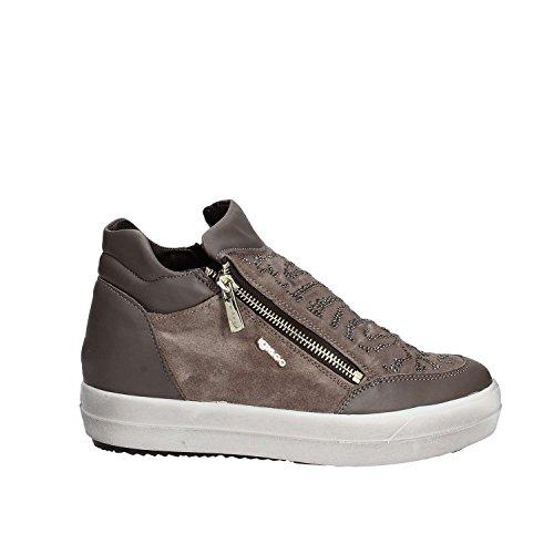 Pour 8775 De Igi Chaussures Brown Co Osteopathe Femmes Sport Amp; HwxqP6F0
