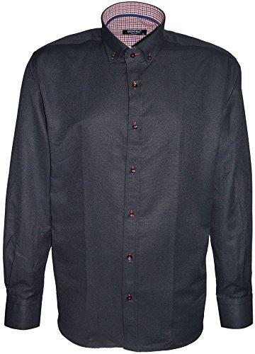 Dontali -  Camicia Casual  - Uomo Black