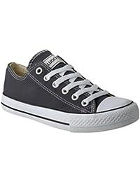 Elara Unisex Sneaker | Bequeme Sportschuhe für Damen und Herren | Low top Turnschuh Textil Schuhe Chunkyrayan