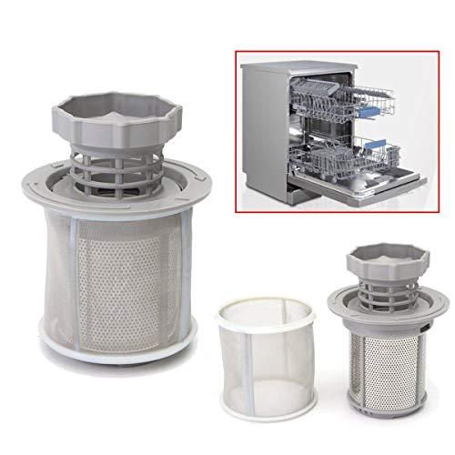 GIlH - Juego 2 filtros malla lavavajillas Bosch 427903