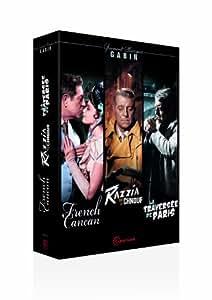 Gaumont Classiques Gabin - French Cancan + Razzia sur la chnouf + La traversée de Paris