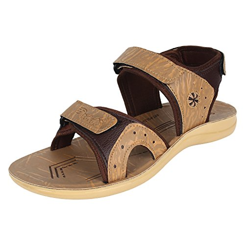 Super Men/Boys Brown-943 Sandals & Floaters (7 UK)  available at amazon for Rs.198