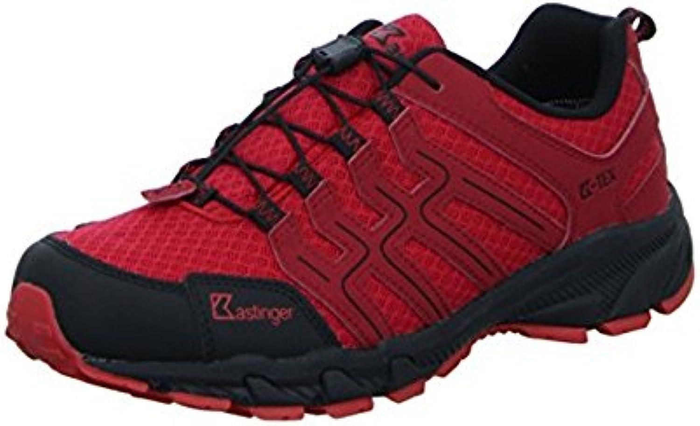 Kastinger Trailrunner Crosstrail XT 09 Herren Trekkingschuhe Outdoorschuhe Rot