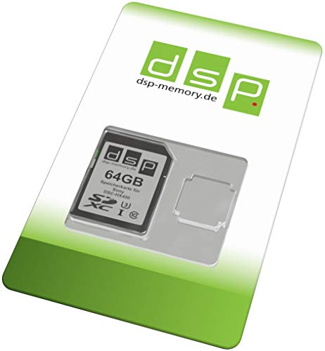 DSP Memory Z-4051557427228 64GB Ultra High Speed Speicherkarte für Sony DSC-HX400 Digital Kamera - 5