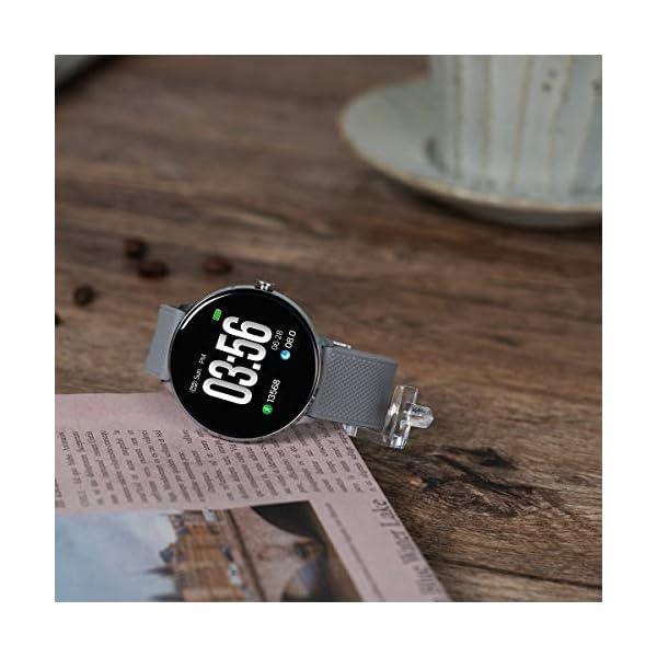 Bebinca Smartwatch Reloj Inteligente con Cronómetro, Pulsera Actividad para Deporte,Reloj de Fitness con Podómetro… 7