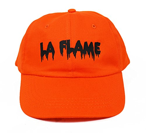 La Flame 6 Panel Casquette