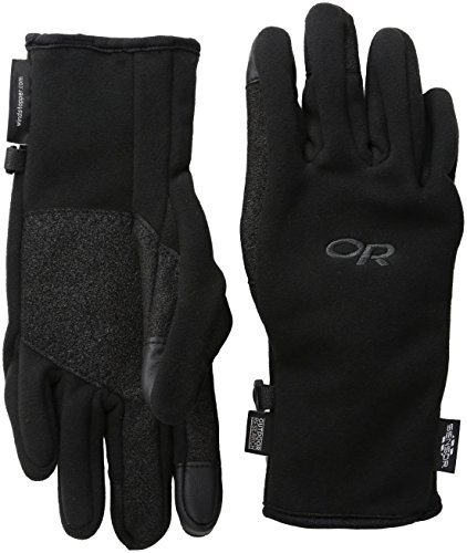 Outdoor Research Damen Gripper Sensor Handschuhe, Damen, Women's Gripper Sensor Gloves, schwarz, Medium Womens Gripper Gloves