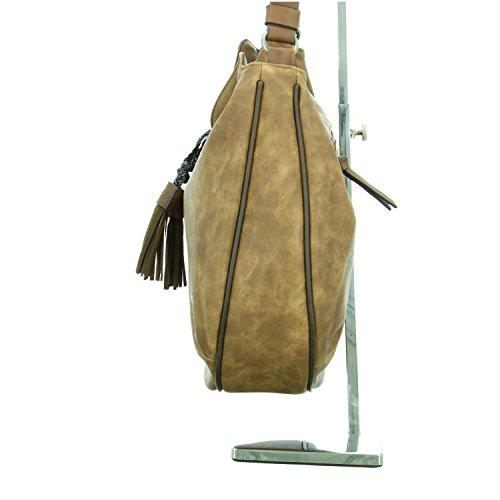 Gabor Lucy Borsa a spalla 35 cm Marrone