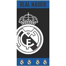 Toalla Real Madrid algodon 86x160cm