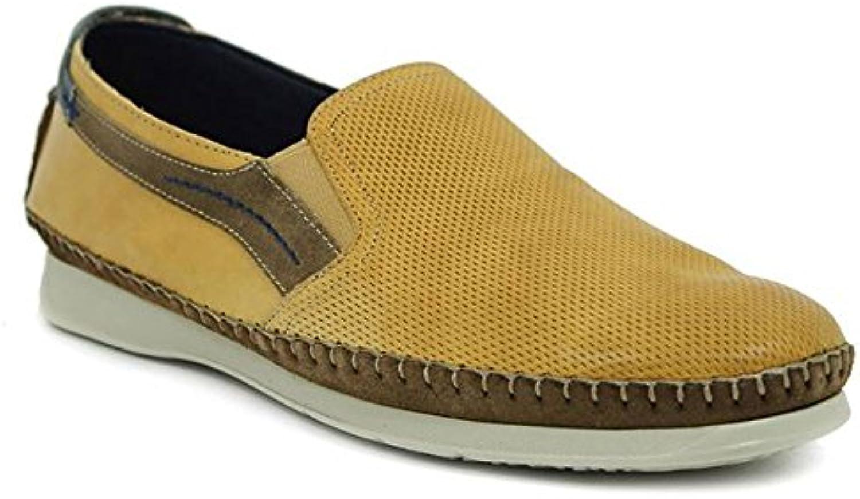 Fluchos Schuch Haut Senf F0198_Surf  Billig und erschwinglich Im Verkauf
