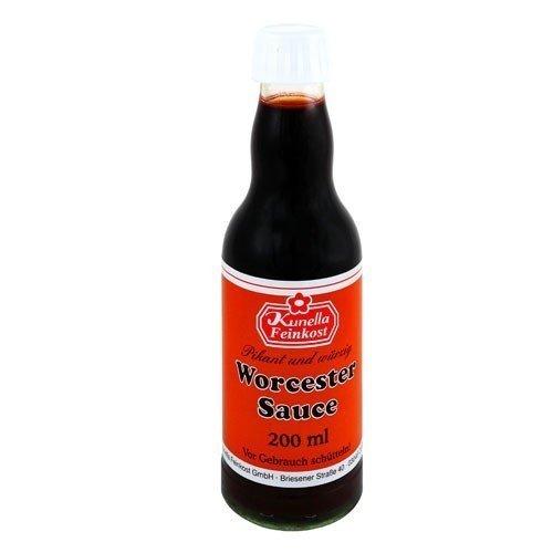 Kunella Worcester Sauce (200 ml)