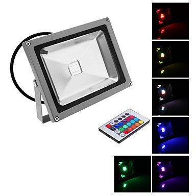 Intégrer 1500LM 20W Ampoule LED RGB Projecteur LED Lampe (85–265 V)