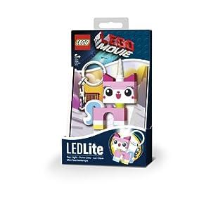 LEGO The Movie Unikitty Keylite Portachiavi LEGO Unikitty LEGO