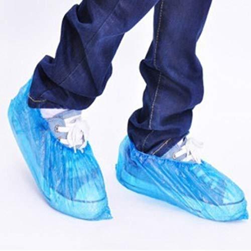 Zhuzhu - Funda Zapatos desechable fiable Prueba Lluvia
