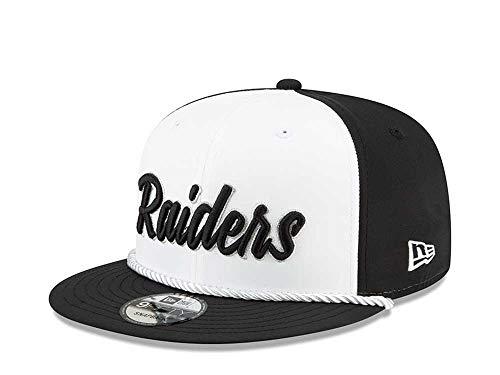 New Era Oakland Raiders Sideline 2019 Snapback Cap 9Fifty Home - NFL Kappe