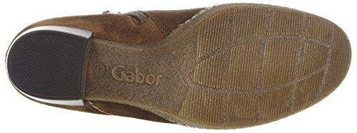 Gabor Comfort Basic, Stivali Donna Marrone (Nut Sn/ama/mi)