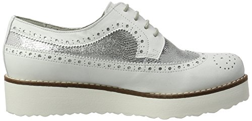 Marc Shoes Damen Romy Brogues Weiß (Diamond White)