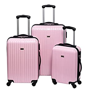 Penn Wheeled Suitcase Set, 3 Pack, 165 Litre from Penn