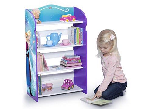 Disney Frozen Bücherregal Organizer Spielzeugregal Spielzeugkiste Die Eiskönigin Anna Elsa Sven...