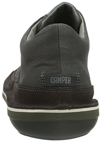 CAMPER Herren Beetle Low-Top Grau (Dark Gray)