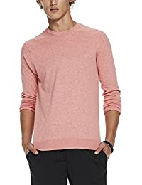Scotch & Soda Classic Crewneck Pullover In Cotton Melange Quality, Suéter para Hombre