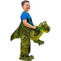 Bambini vestire Equitazione costume dinosauro costumi 3-7
