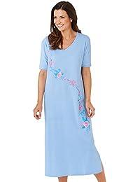 bf98391c9f Amazon.co.uk: Multicolour - Nightdresses & Nightshirts / Nightwear ...