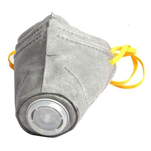 JSMeet Masque De Protection pour Chiens, Museau pour Animaux De Compagnie 3 Pcs Réglable Respirant Anti-Brouillard/Anti-Poussière/Anti-Fumée Seconde Masques PM2.5