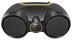 Philips CDRCR IN-AT11/94 Wireless Portable Speaker (Black)