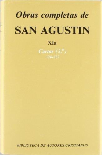 Obras completas de San Agustín. XIa: Cartas (2.º): 124-187 (NORMAL) por San Agustín