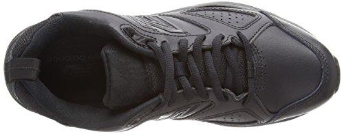 New Balance 624v4, Chaussures de Fitness Femme Noir (Black 001)