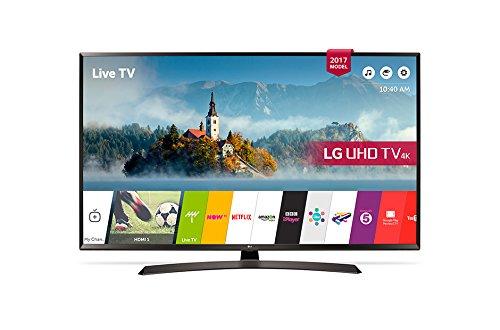 """TV LED 49"""" LG 49UJ634V UHD 4K, HDR, Smart TV Wi-Fi"""