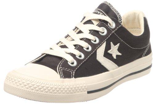 Converse Sp Core Canv Ox 289161-52-10 Unisex - Erwachsene Sneaker Schwarz (Noir/Ecru)