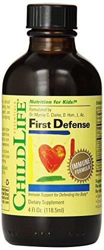 Child Life First Defense Haustiere, 118ml -