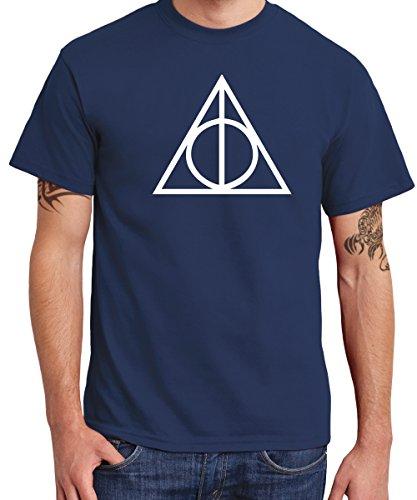 -- Hallows -- Boys T-Shirt Navy