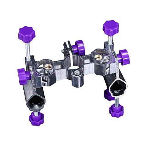 Angeln Stuhl Halterung Stuhl-Schirmhalter Unterstützung Regenschirmhalter Mount Clip Anti Shake Universal Angelzubehör Ausrüstung -