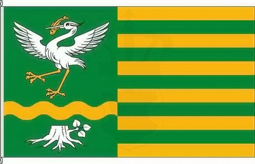 Bannerflagge Westerrade - 150 x 500cm - Flagge und Banner