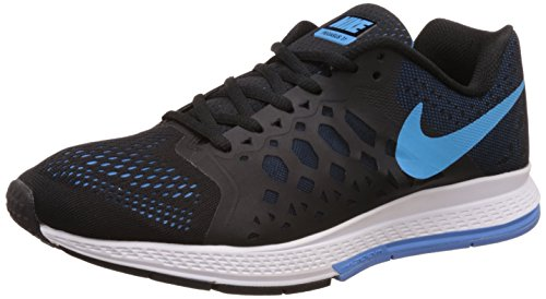 Nike Men's Air Zoom Pegasus 31 Blue Running Shoes - 10 UK/India (45 EU)(11 US)(652529-004)  available at amazon for Rs.3598