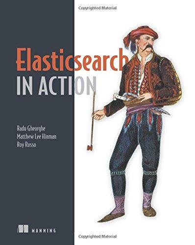 Elasticsearch in Action por Radu Gheorghe